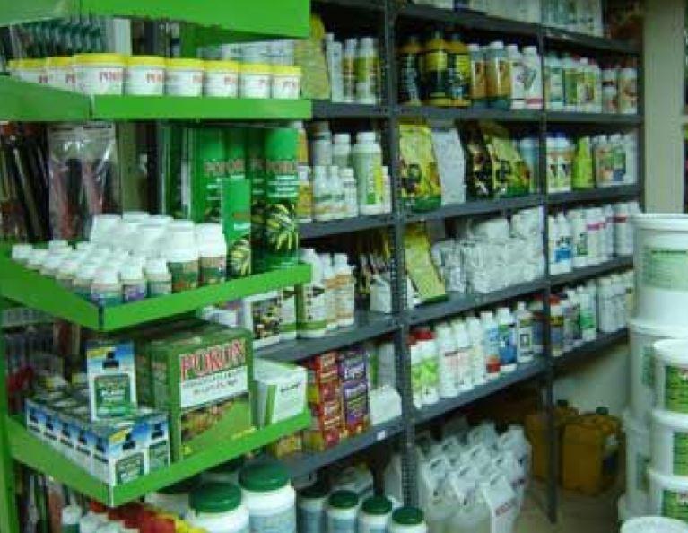 Χρήση γεωργικών φαρμάκων εντός οικισμών και λοιπών ειδικών περιοχών