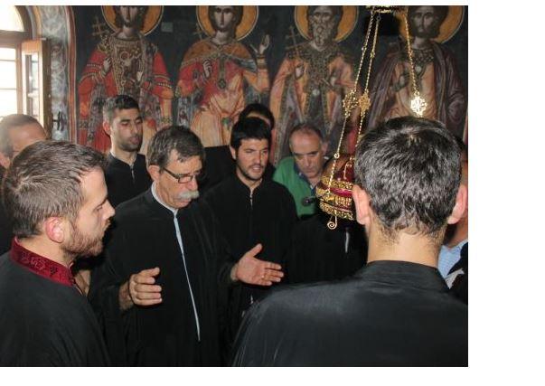 Πλήθος προσκυνητών στις λατρευτικές εκδηλώσεις της πανήγυρης της Ιεράς Μονής του Αγίου Νικάνορα Ζάβορδας (Βίντεο – 33 Φωτογραφίε)