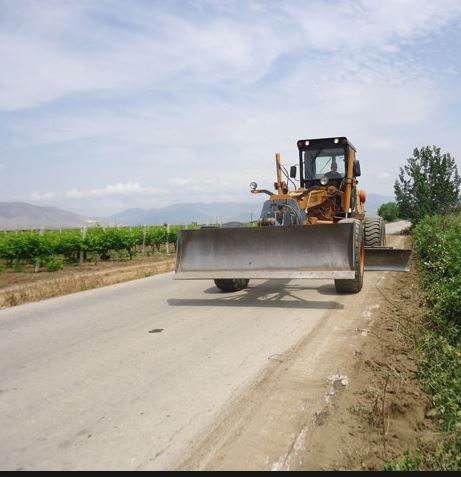 Εκδόθηκε από την Περιφέρεια Δυτικής Μακεδονίας  η πρόσκληση για υποβολή προτάσεων για έργα αγροτικής οδοποιίας