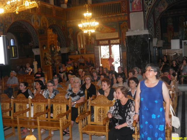 kozan.gr: Πανηγυρίζει  ο Ιερός Ναός του Άγιου Νικάνορα Κοζάνης  (Φωτογραφίες-Βίντεο)
