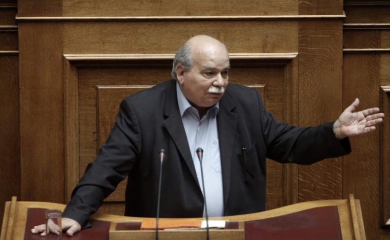 """Οργή Βούτση για τις δηλώσεις του Μητροπολίτη Σερβίων & Κοζάνης που είπε """"βόθρο"""" τη Βουλή"""