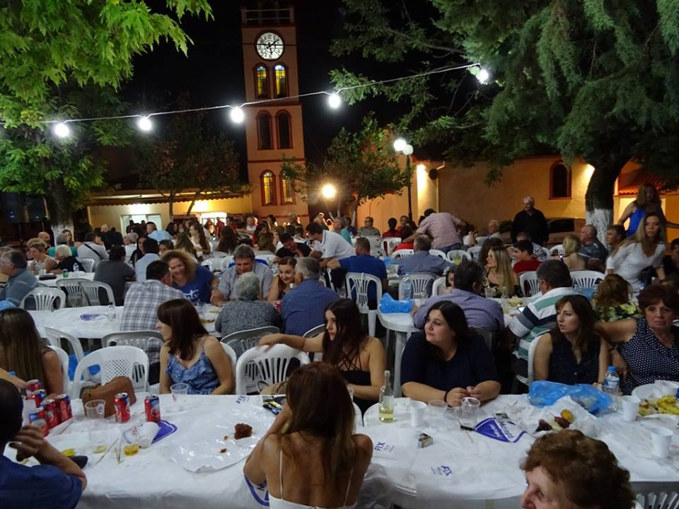 kozan.gr: Γι' άλλη μια χρονιά πετυχημένο το αντάμωμα στο Τριγωνικό του δήμου Σερβίων – Βελβεντού