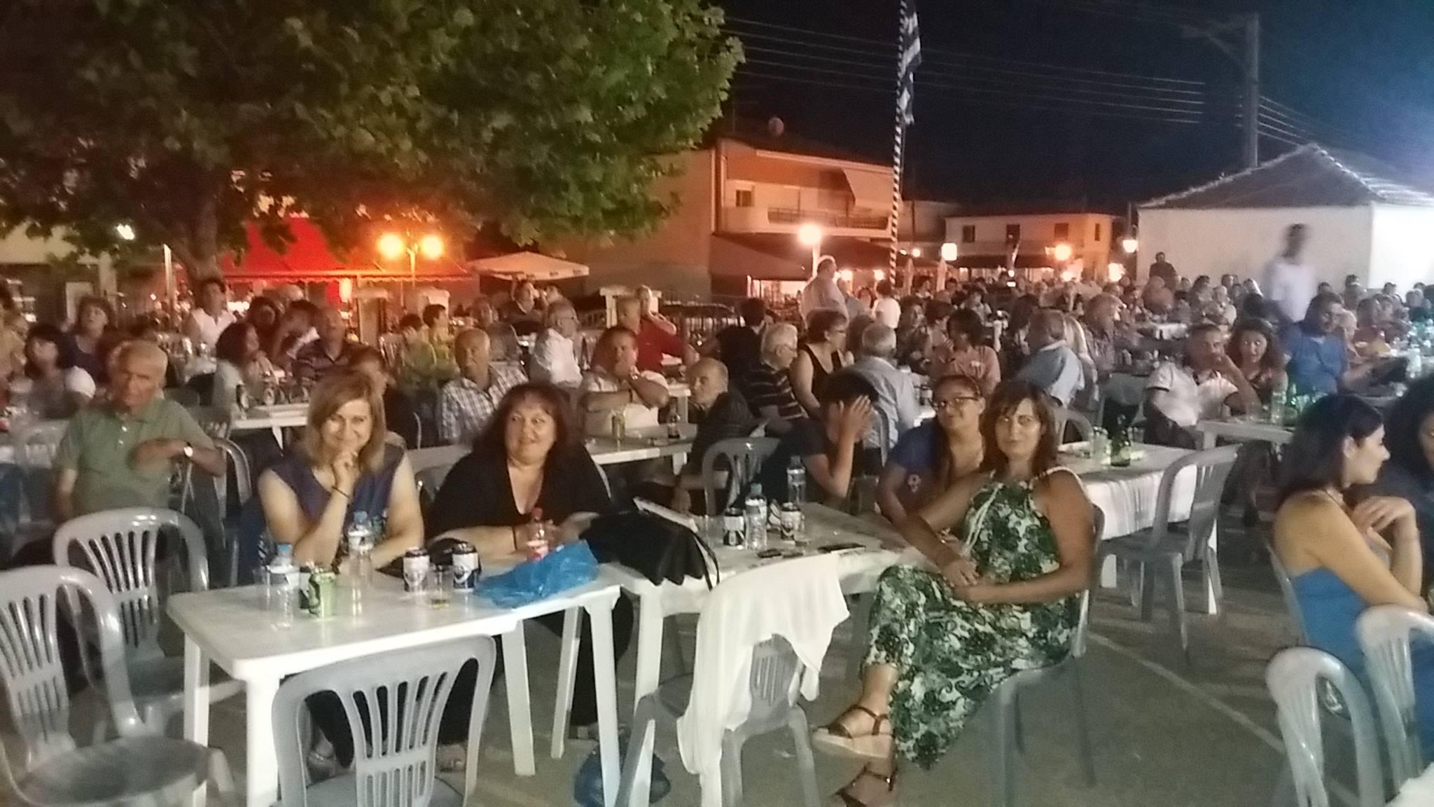 kozan.gr: Με φεστιβάλ παραδοσιακών χορών ξεκίνησαν, το βράδυ του Σαββάτου, οι διήμερες πολιτιστικές εκδηλώσεις στην Άρδασσα Εορδαίας (Φωτογραφίες & Βίντεο)