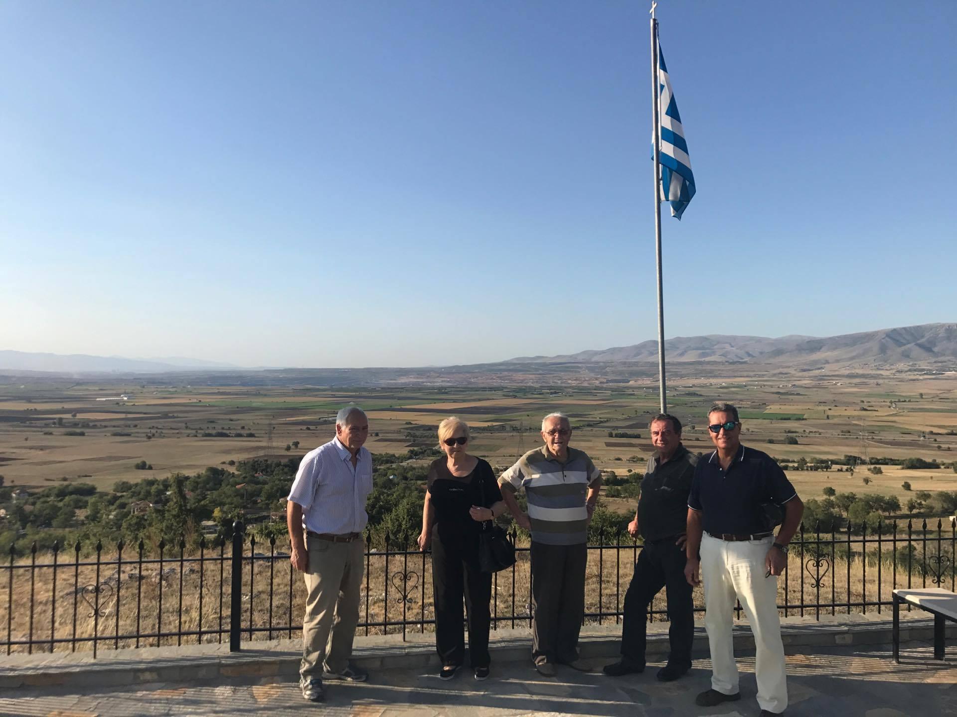 kozan.gr: Ο εορτασμός της Υψώσεως του Τιμίου Σταυρού στο λόφο του οικισμού Γαλανίου στο Δρέπανο Κοζάνης (Φωτογραφίες)