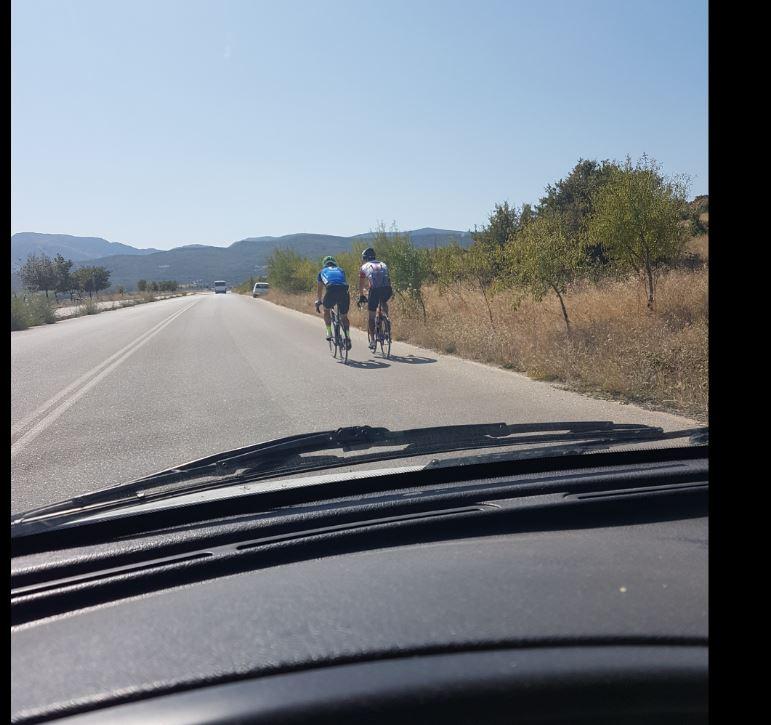 Σχόλιο αναγνώστη στο kozan.gr: Σχετικά με την κίνηση των ποδηλάτων στο δρόμο Κοζάνης – Αργίλου