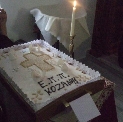 Ετήσια Θεία Λειτουργία της Ένωσης Παλαιών Προσκόπων Κοζάνης, την Κυριακή 17 Σεπτεμβρίου,  στην Νέα Νικόπολη