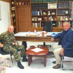 Επίσκεψη του βουλευτή ΣΥΡΙΖΑ Κοζάνης Γ. Ντζιμάνη στο Στρατόπεδο Μακεδονομάχων