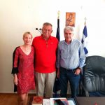 Επίσκεψη του βουλευτή ΣΥΡΙΖΑ Γ.Ντζιμάνη στο Μποδοσάκειο Νοσοκομείο Πτολεμαΐδας