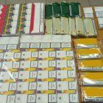 Συνελήφθη 41χρονοςστην Πτολεμαΐδα για παράβαση του τελωνειακού κώδικα – Κατασχέθηκαν 109 πακέτα τσιγάρα και 15 πακέτα καπνού (Φωτογραφία)