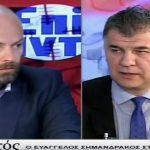 Ο αντιπεριφερειάρχης Γρεβενών Ε. Σημανδράκος στην εκπομπή «Επί παντός» του Top Channel: Τι λέει για τις σχέσεις του με Καρυπίδη και για το πολιτικό του μέλλον-Η απάντηση για την υπόθεση μελετών στα Γρεβενά και για τον αγωγό ΤΑΡ (Βίντεο)