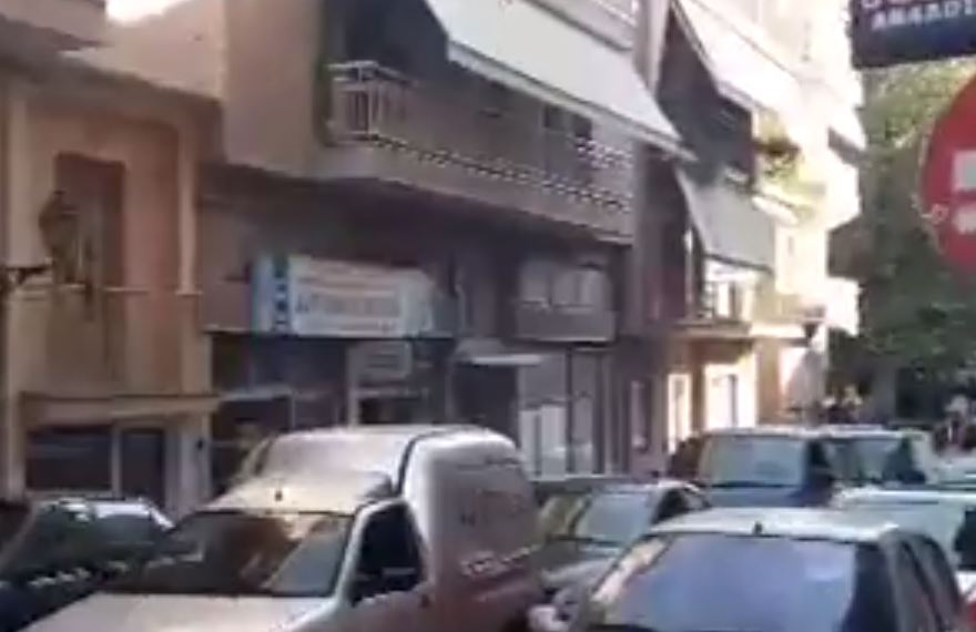 kozan.gr: Κοζάνη (Ώρα 09:00 π.μ.): Κυκλοφοριακή συμφόρηση στη συμβολή των οδών Ξεν. Τριανταφυλλίδη και Παύλου Χαρίση – Κλειστή, για τρεις ώρες, η οδός Παύλου Χαρίση (Bίντεο)