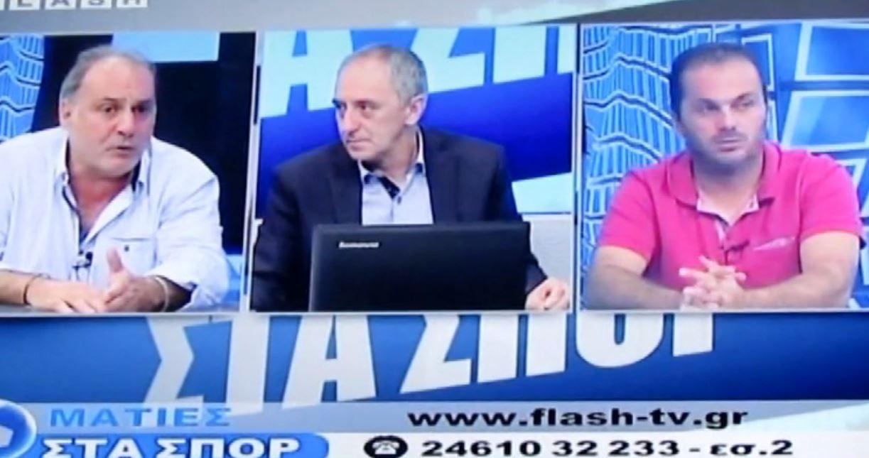 kozan.gr: Οι παράγοντες της ΑΕΚ και του Μακεδονικού Κοζάνης προειδοποιούν πως αν, μέχρι τέλος Σεπτεμβρίου, δε γίνουν οι κερκίδες στο στρατιωτικό γήπεδο, θα παραδώσουν στην ΕΠΣ (Κοζάνης) τα δελτία των ποδοσφαιριστών των ομάδων τους (Βίντεο)