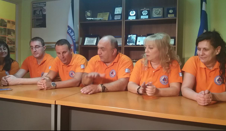 kozan.gr: Tην Τετάρτη 4 Οκτωβρίου ξεκινούν τα μαθήματα από την Εθελοντική Διασωστική Ομάδας Πτολεμαΐδας (Βίντεο)