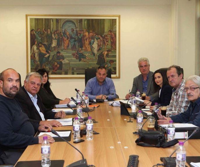 Συνεδρίαση της Οικονομικής Επιτροπής της Περιφέρειας Δυτικής Μακεδονίας, με 50 θέματα, τη Δευτέρα 8 Ιανουαρίου