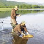 Διεξαγωγή δύο αθλητικών αγώνων αλιείας κυπρίνου  στην τεχνητή λίμνη Πολυφύτου, από τις 14 ως 16 Σεπτεμβρίου και από τις 19 ως 21 Οκτωβρίου