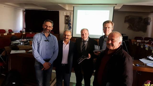 Σημαντική συνάντηση διοργάνωσε το Δίκτυο Ενεργειακών Δήμων-Ζητούμενο η τεχνογνωσία και η διεθνής πρακτική των αποκαταστάσεων (Φωτογραφίες)