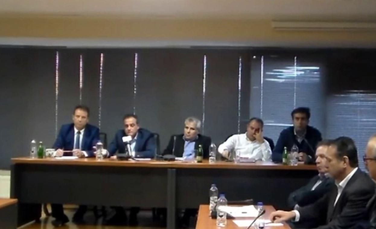 kozan.gr: Το «άδειασμα» του Θ. Καρυπίδη στον Μ. Δημητριάδη για την έμπρακτη «στήριξη» του κράτους στην ΔΕΗ μέσω του κοινωνικού μερίσματος – «Πούλα και λίγο παραπάνω», στο θέμα της ΔΕΗ, η άποψη των υπολοίπων κομμάτων στη Βουλή, ανέφερε ο Περιφερειάρχης (Βίντεο)