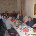 kozan.gr: Συναντήθηκαν, το βράδυ του Σαββάτου 11/11, μετά από 40 χρόνια, οι απόφοιτοι 1977 της Γ' τάξης Πρακτικού του Β' Λυκείου Αρρένων Κοζάνης