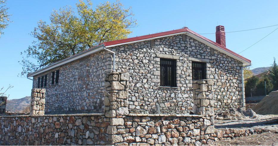 Ολοκληρώνονται οι οικοδομικές εργασίες του έργου «Δημιουργία Μουσείου για την ανάδειξη της Ιστορίας της Ελάτης» (Φωτογραφίες)