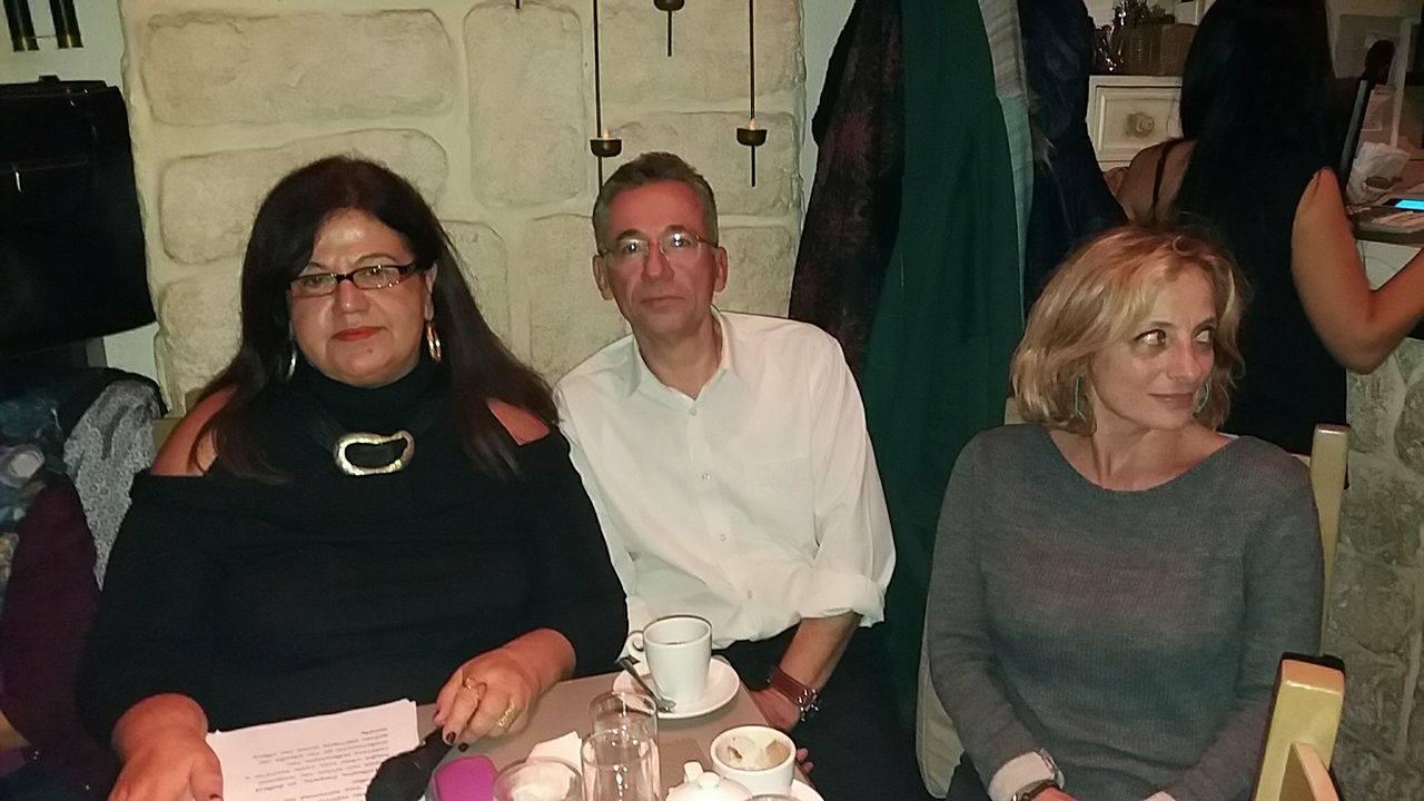 kozan.gr: Πτολεμαΐδα: Παρουσιάστηκε το βιβλίο «Λίγες και μία νύχτες», του Ισίδωρου Ζουργού, το βράδυ του Σαββάτου 11/11  (Βίντεο & Φωτογραφίες)