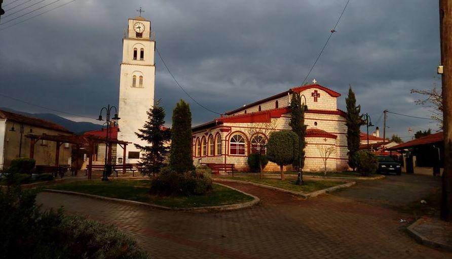 Πανηγυρίζει, την Τετάρτη 8-11, ο Ιερός Ναός Παμμέγιστων Ταξιαρχών Κερασιάς Κοζάνης