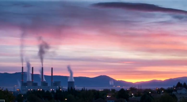 kozan.gr: Όμορφο timelapse από τον Α.Η.Σ Καρδιάς (Βίντεο)