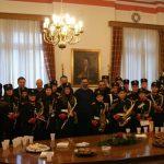 """Tα κάλαντα από την """"Πανδώρα"""" στο δημαρχείο Κοζάνης (Bίντεο)"""