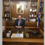 Νέος Πρόεδρος του Επιμελητηρίου Κοζάνης  ο κ. Νικόλαος Σαρρής, μετά την χθεσινή εκλογική διαδικασία του νέου Δ.Σ.