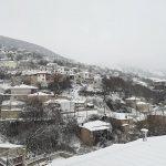 Φωτογραφίες από τα χιονισμένα Σέρβια, Βελβεντό & Μεταξά