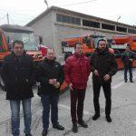 kozan.gr: Τέσσερα εκχιονιστικά μηχανήματα, δωρεά από τον ΤΑP, παρέλαβε, σήμερα Πέμπτη 21/12, η Περιφέρεια Δ. Μακεδονίας (Βίντεο)