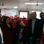 kozan.gr: Δωρεά αγάπης κι αλληλεγγύης, στην Παιδιατρική κλινική του Μποδοσάκειου νοσοκομείου, από το σύλλογο Γονέων και Κηδεμόνων και τους μαθητές του 11ουΔημοτικού Σχολείου Πτολεμαΐδας (Βίντεο & Φωτογραφίες)