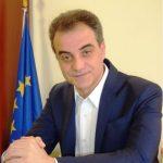 Χαιρετισμός του Περιφερειάρχη Δυτικής Μακεδονίας Θ. Καρυπίδη στο συλλαλητήριο της Μεγαλόπολης Αρκαδίας  κατά του Σχεδίου Νόμου για την «αποεπένδυση» της ΔΕΗ