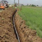 Στο στάδιο της ανάθεσης το έργο κατασκευής εξωτερικού αγωγού ύδρευσης των Λαζαράδων του δήμου Σερβίων – Βελβεντού