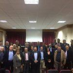 Σύγχρονο Επιμελητήριο Νίκος Σαρρής: Μήνυμα νίκης-ενότητας και υποστήριξης του επιχειρηματικού κόσμου (Φωτογραφίες-Βίντεο)