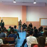 Το 8ο Γυμνάσιο Κοζάνης επισκέφτηκαν την Τρίτη 5 Δεκεμβρίου μέλη του Συλλόγου Ατόμων με Αναπηρία της Π. Ε. Κοζάνης