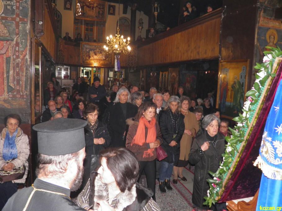 kozan.gr: Έφτασε στην Κοζάνη η ιερά εικόνα του Αγίου Νικολάου από τη Ρωσία (Φωτογραφίες)