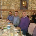 Eκδήλωση γνωριμίας κι ανταλλαγής απόψεων για τα μέλη του συλλόγου Λιβαδεριωτών Κοζάνης (Φωτογραφίες)