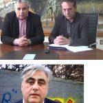 kozan.gr: Χύτρα Ειδήσεων: Χαμός στην χθεσινή προσυνεδρίαση της παράταξης του Θ. Καρυπίδη- Λίγο έλειψε,  για τα «μάτια» του Στέφανου Μπίρου, να πιαστούν στα χέρια, ο Κώστας Γέρου με τον Παντελή Αργυριάδη