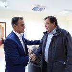 Ευχές και Κάλαντα στο Διοικητήριο της Περιφέρειας Δυτικής Μακεδονίας στην Πτολεμαΐδα (Φωτογραφίες & Βίντεο)