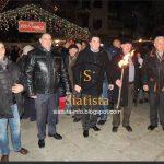 Σιάτιστα: Αναβίωσαν, το βράδυ του Σαββάτου 30/12, τα «Σούρουβα»  (Φωτογραφίες & Βίντεο)