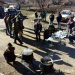 kozan.gr: Σισάνι Βοΐου: Αναβίωσε το έθιμο της γουρνοχαράς το μεσημέρι της Τρίτης 26 Δεκεμβρίου (Φωτογραφίες & Bίντεο)