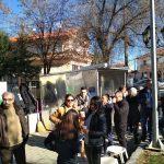 kozan.gr: Αναβίωσε για 7η χρονιά το έθιμο της  «τσιγαρίδας» στην Καισαρειά Κοζάνης  (Φωτογραφίες)