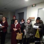 Το φιλανθρωπικό ΣωματείοΣτέγη Παιδιού Κοζάνης «οΆγιος Στυλιανός» έψαλε τα κάλαντα,σε κλινικές και το νοσοκομείο Κοζάνης (Φωτογραφίες)