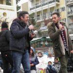 kozan.gr: Οι Youtubers Τόλης και Πάνος, στην κεντρική πλατεία Κοζάνης, έπαιξαν με τα παιδιά και μοίρασαν δώρα (Φωτογραφίες & Βίντεο)