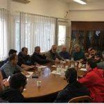 ΤΟ.ΣΥ.Ν ΕΛΛΗΣΠΟΝΤΟΥ ΚΟΖΑΝΗΣ: Πρώτη συνάντηση με τον Διευθυντή Β. Τσίγκα του ΑΗΣ Αγίου Δημητρίου (Φωτογραφίες)