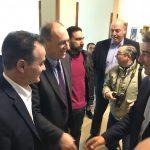 kozan.gr: Στην Καστοριά, πριν από λίγο, ο υπουργός Περιβάλλοντος και Ενέργειας, Γ. Σταθάκης