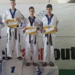 5 χρυσά, 2 αργυρά και 4 χάλκινα, μετάλλια για τον Αθλητικό Γυμναστικό Σύλλογο της Κοζάνης «Σπάρτακος»