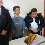 kozan.gr: Ο σύλλογος ΑμεΑ Π.Ε Κοζάνης, έκοψε την πίτα του, το μεσημέρι της Κυριακής 28/1 (Bίντεο & Φωτογραφίες)