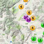 kozan.gr: Στη μέγιστη τιμή, αυτή την ώρα (09:00), ο δείκτης ατμοσφαιρικής ρύπανσης στην Πτολεμαίδα