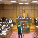 kozan.gr: Θ. Καρυπίδης: «Δεν έχω κάνει δήλωση, ότι είναι αποδεκτή, από μέρος μου, η ονομασία με τον όρο Μακεδονία» – Ωστόσο η στήριξη του Περιφερειάρχη στον ΥΠΕΞ Ν. Γκοτζιά και οι σχετικές αναφορές στο ψήφισμα – πρόταση της Περιφερειακής Αρχής, προκάλεσαν αντιδράσεις στην αντιπολίτευση  (Βίντεο)
